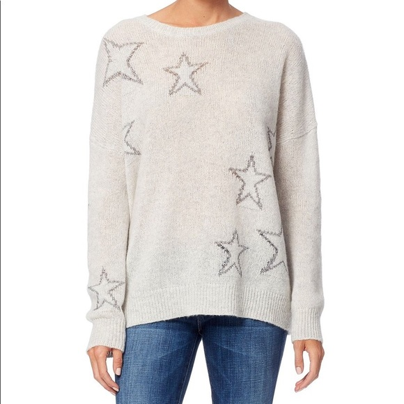 8d761f870c 360 Cashmere Star Sweater NWT